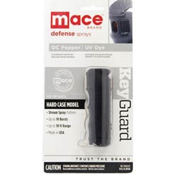 Mace Pepper Spray Hard Case (Black)