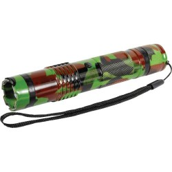 Camouflage Bashlite 15,000,000 Volt Stun Gun Flashlight
