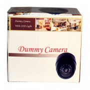 Fake Infrared Dummy Dome Camera with Red Flashling Light