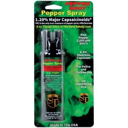 Pepper Shot 1.2% MC 4 Oz Pepper Spray Fogger