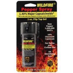 Wildfire 1.4% MC 2 Oz Sticky Pepper Gel