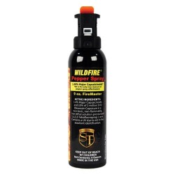Wildfire 1.4% MC 9 Oz Pepper Spray Fire Master