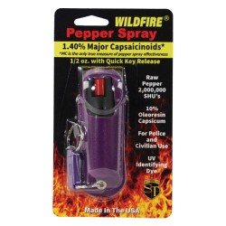 Wildfire 1.4% MC 1/2 Oz Halo with Holster
