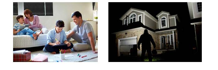 Home Protection, Alarms, Bug Detectors, Personal Safety