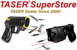 Taser Superstore Home