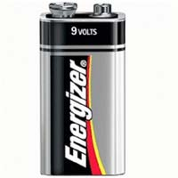 9-Volt Energizer EverReady Alkaline Battery