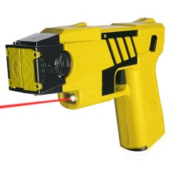 Taser M26c Yellow with Laser