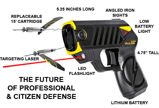 Taser Pulse Features