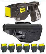 TASER X26c with Blackhawk Holster