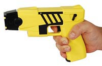 Taser M26c Yellow