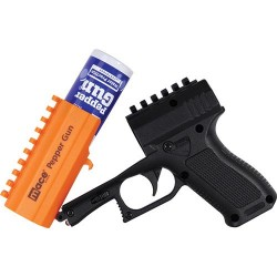 Mace Pepper Gun 2.0 w/Cartridge