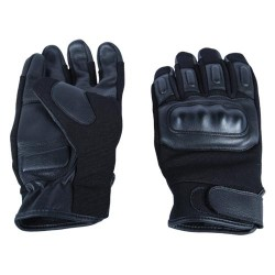 Tactical Goat Leather Hard Knuckle Glove