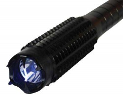 Stun Master 20,000,000 Volt Metal Stun Baton and Flashlight
