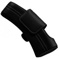 TASER Bolt Horizontal Leather Holster